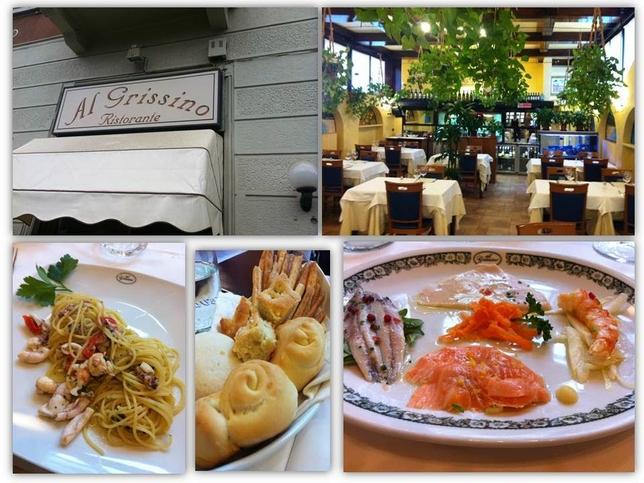 Ristorante Di Mare Al Grissino Milano Cucina Svago