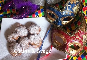 FRITTELLE DI CARNEVALE: DOLCEZZE GUSTOSE