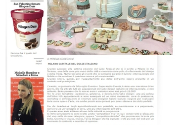 FASHION FILES MAGAZINE: MODA, DESIGN E CUCINA