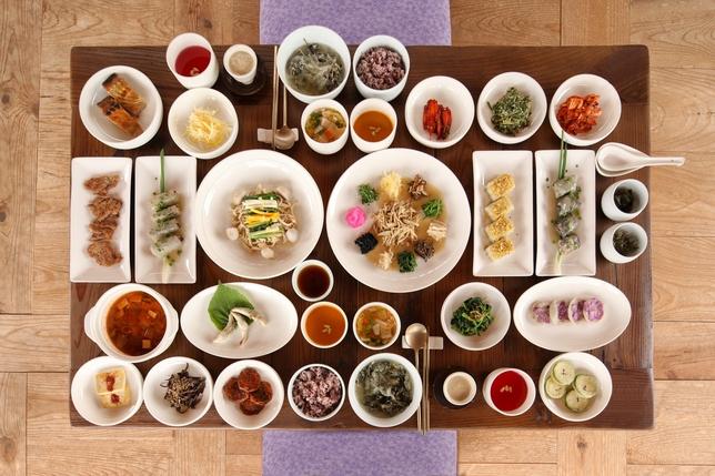 Evento cucina coreana hansik salutari sapori cucina svago for Cucina coreana