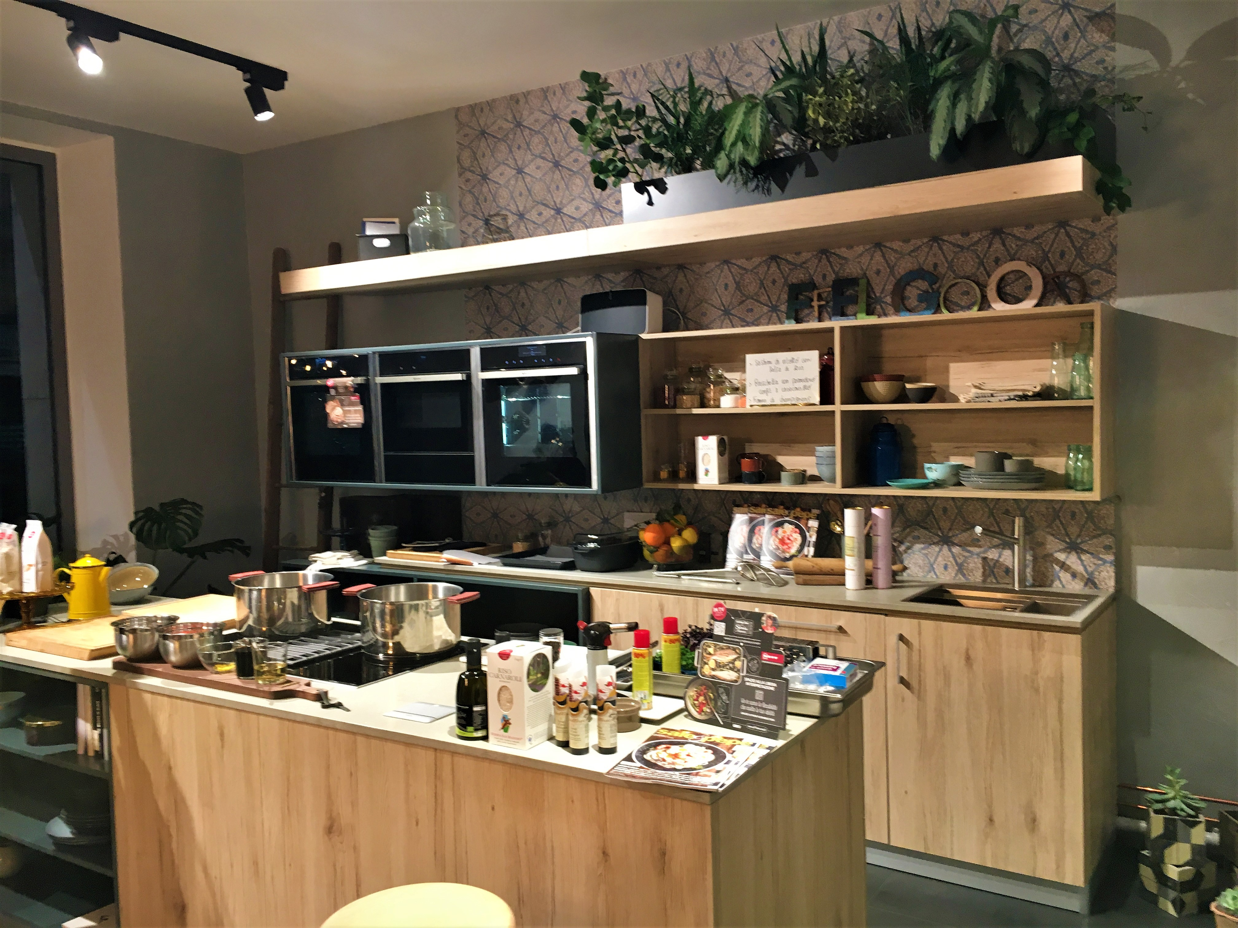 Nuova Sede Per La Scuola Di Cucina Di Sale Pepe Cucina Svago